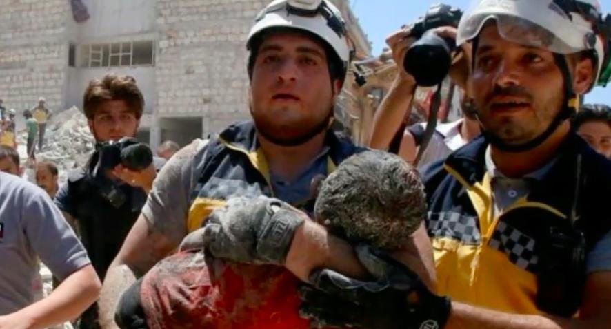 敘利亞內戰打不完,政府軍與盟友俄國的空襲導致平民流離失所、多人死亡,加上國際間大...
