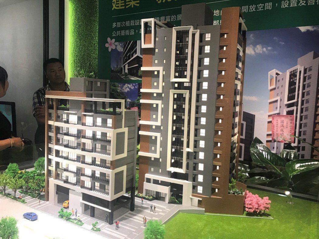 展麗開發推出莊園系列「談香山」新案,以均質的房型規劃,主打CP值最高的房產個案。...