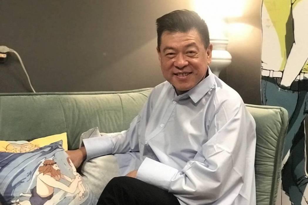 孫德榮和小豬心結難解。記者李姿瑩/攝影