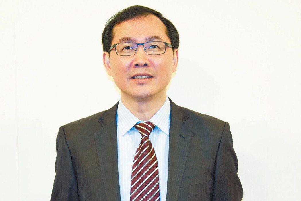 金車總經理李玉鼎
