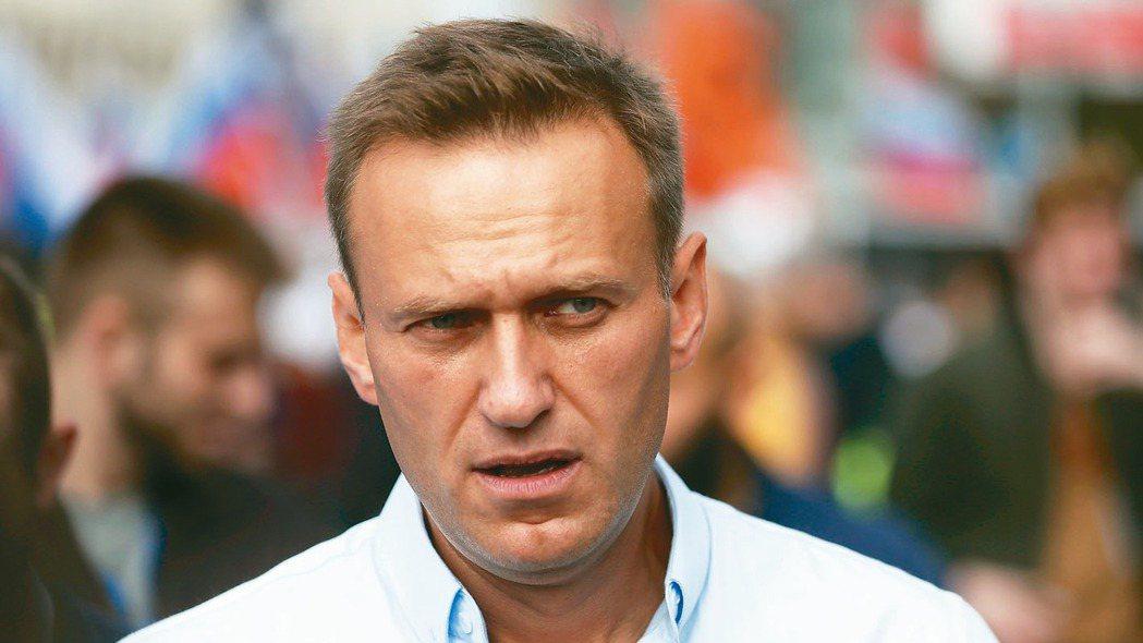 俄羅斯反對派領袖納瓦尼28日因出現嚴重過敏反應送醫,疑似遭到下毒。 歐新社