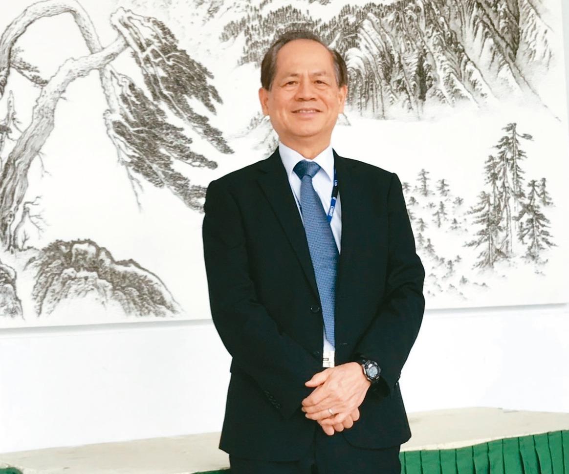 誠美材董事長何昭陽。圖/聯合報系資料照片