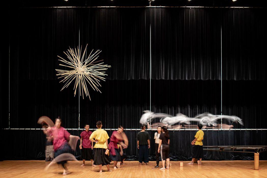 鷄籠中元祭歷史搬上舞台劇。基隆文化中心/提供