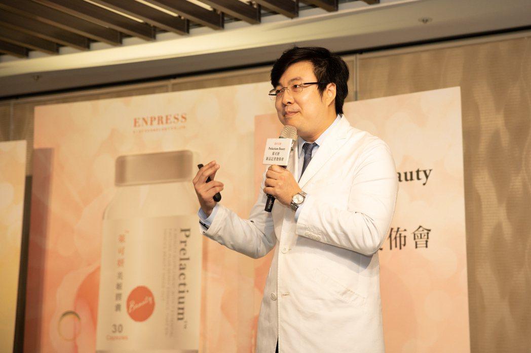 皮膚科專家為大家釐清保養關鍵重點,捷靚皮膚科診所院長徐常捷醫師:「睡眠是皮膚健康...