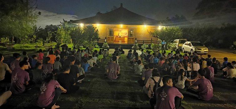 2019亞洲青年創心文化營 在白毫禪寺舉辦處處皆是「景」,行住坐臥皆是「襌」。 ...
