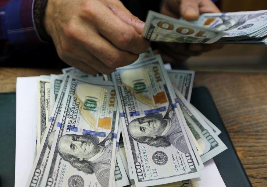 百元美鈔在全球流通量居冠。路透