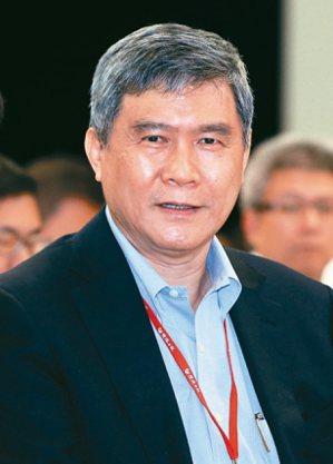 台達電董事長海英俊。 本報系資料庫