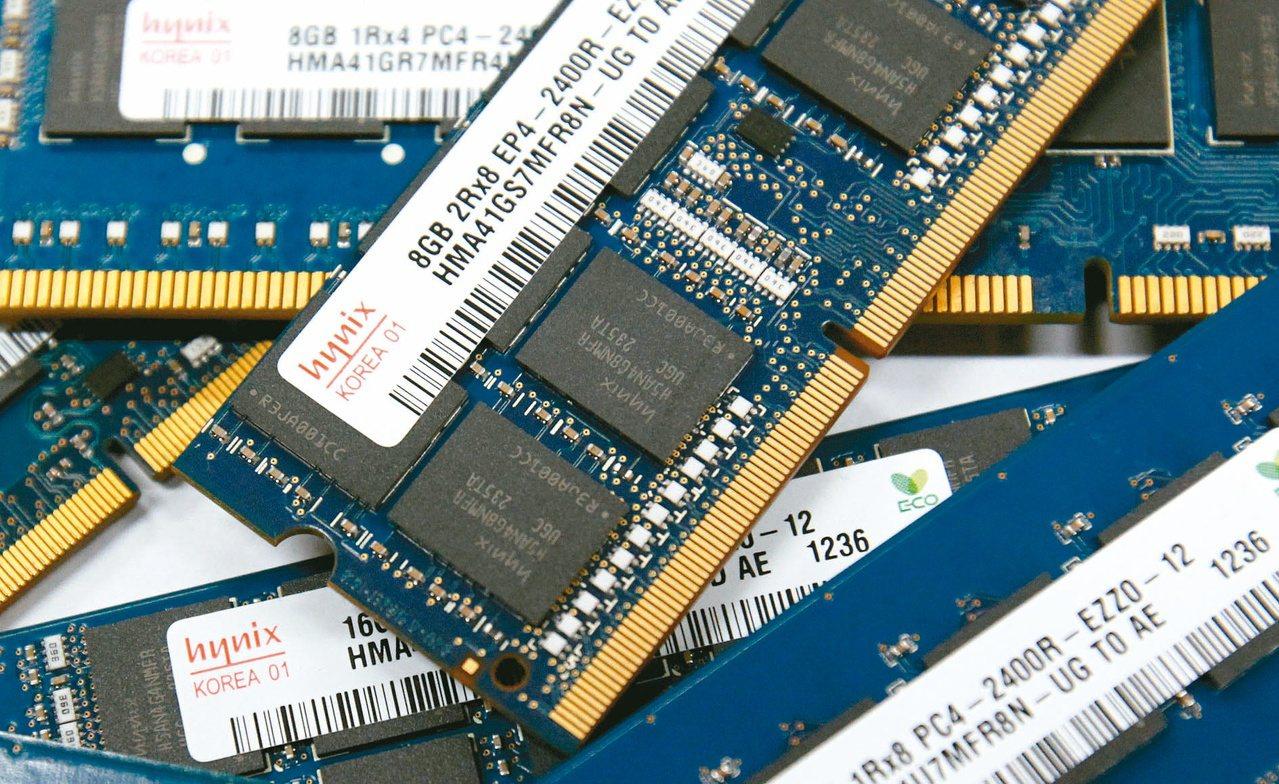 近日國內記憶體業者表示,記憶體產業已走出谷底,預期儲存型快閃記憶體(NAND F...