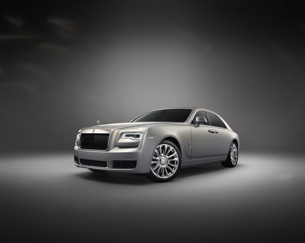 Silver Ghost Collection。 Rolls-Royce提供