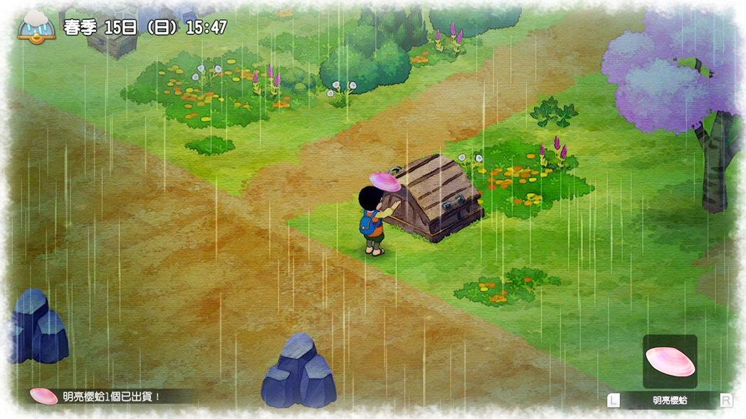 本遊戲對於時間的掌控要求度很高,例如每天晚上 6 點的交貨時間,玩家即便是在箱子...