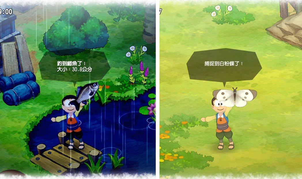 遊戲中不耗體力的事情,就屬釣魚跟抓蟲,但前者需要時間跟運氣才有好收穫,後者則得先...