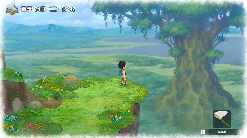 整部遊戲裡不會有打打殺殺的情節,只有暖系風格的畫面和優美的音樂,令人心曠神怡,也...