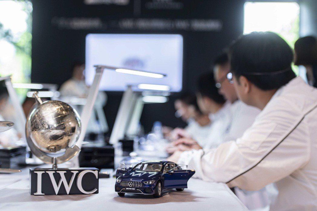 Mercedes-AMG_ft._IWC_Schaffhausen「手工造就經典...