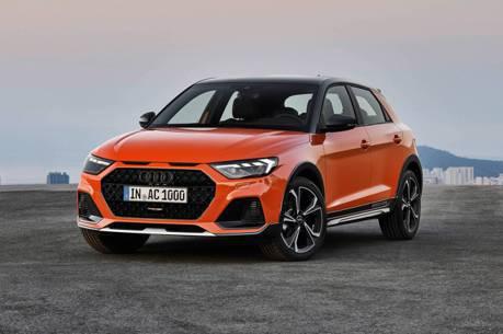 跨界到無法自拔!Audi推出A1 Citycarver都會迷你跨界車款