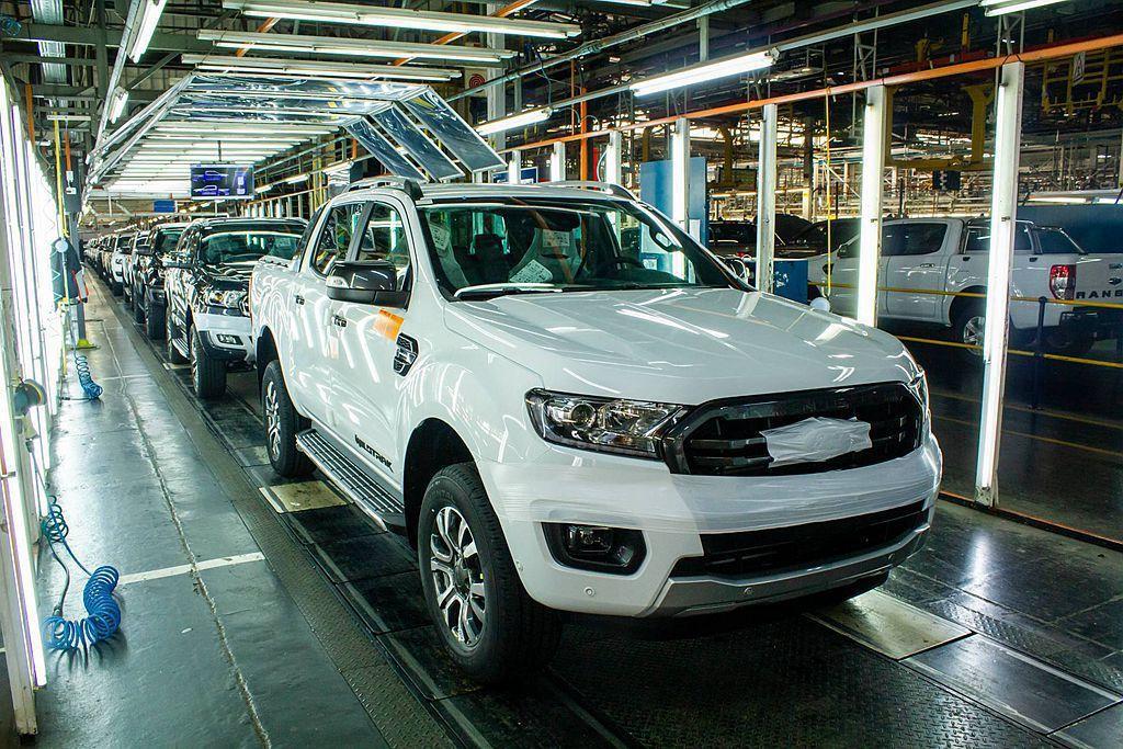 南非Silverton廠的年產能已經從124,000輛提升到168,000輛規模...