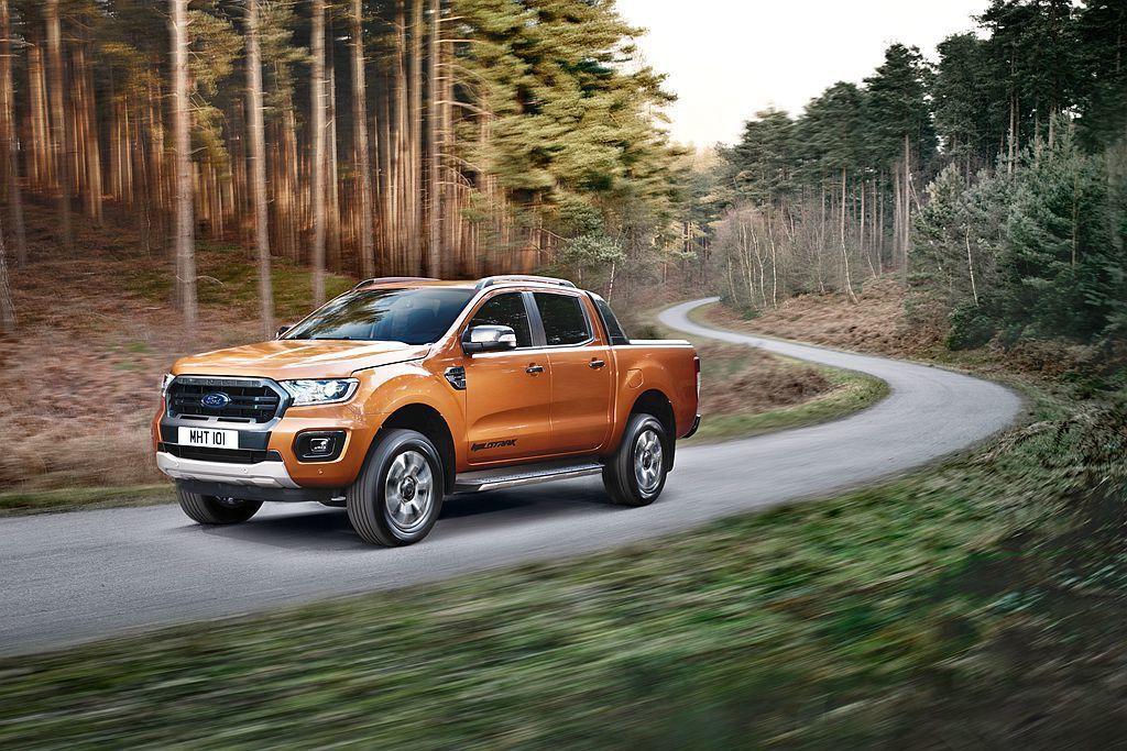 小改款Ford Ranger改變了過往的皮卡車基準,獲得歐洲消費者的青睞並創下自...