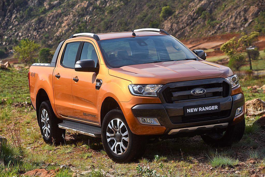今年第二季Ford Ranger銷售表現不僅比去年同期增加8.2%、總銷量達到1...