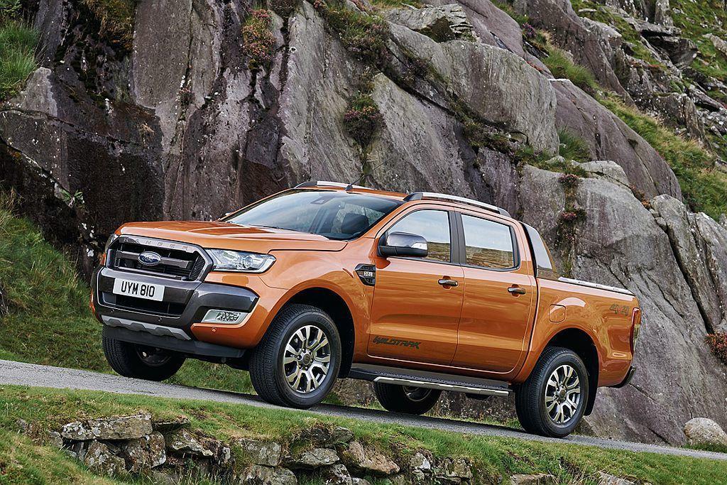現為歐洲市場最熱賣的中型皮卡Ford Ranger,宣布增加產能應付市場銷售需求...