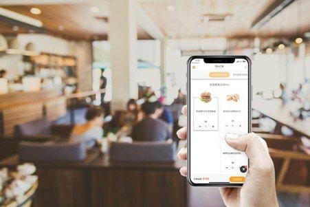 智慧餐飲新革命,線上點餐成趨勢。 快一點/提供