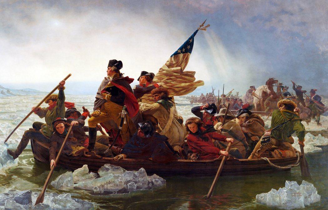 世人大多知道美國開國元勳華盛頓是名將軍,但很少知道,他其實也是個業餘建築師。 圖...