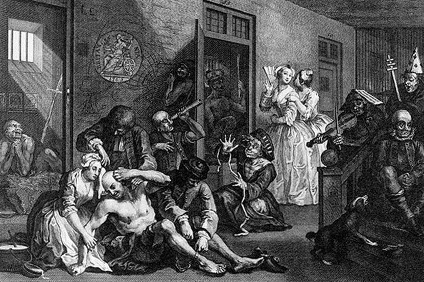 19世紀以前,人們對於精神疾病的了解不多,多從宗教角度解釋,認為精神異常行為是病...