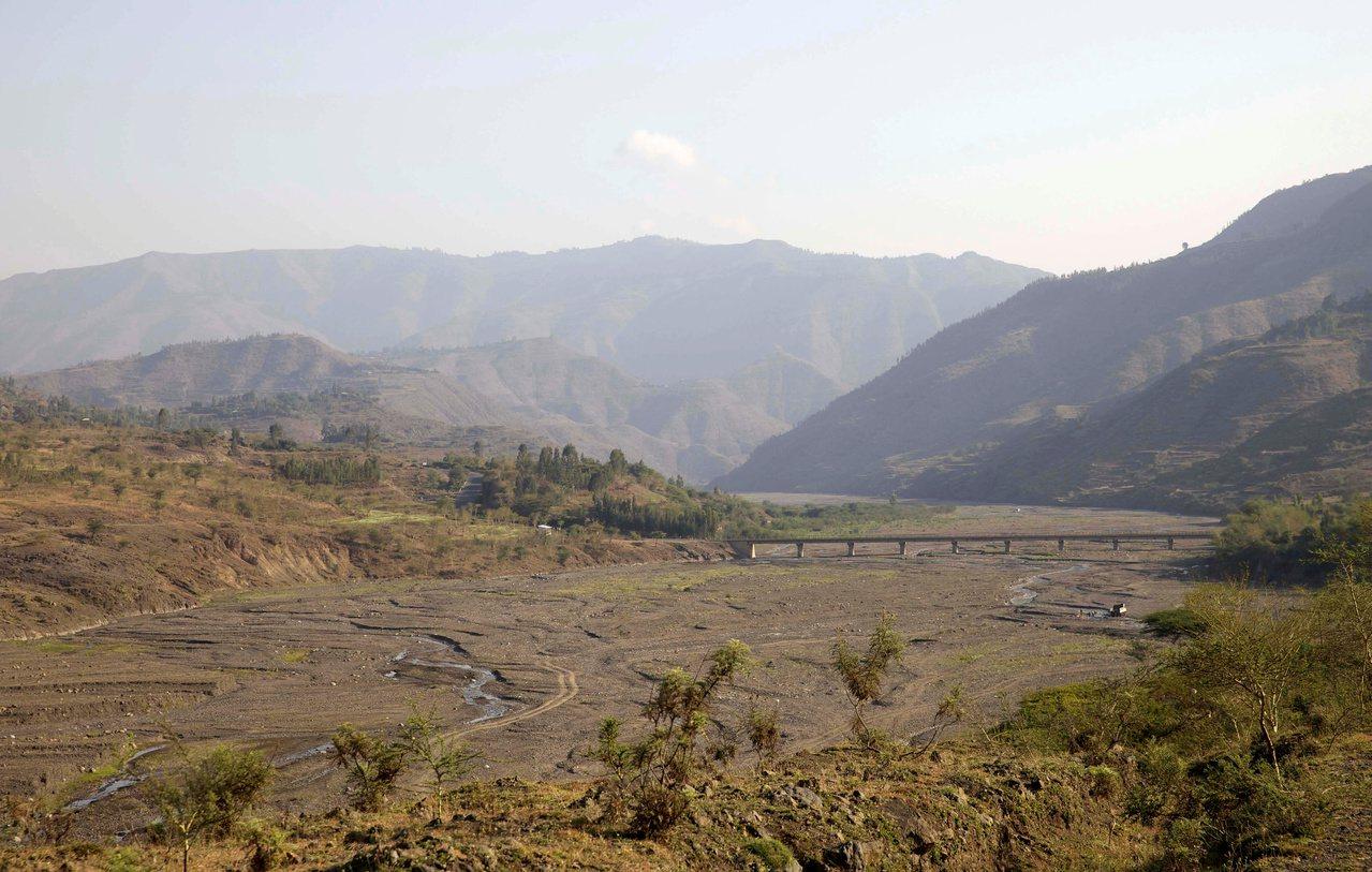 衣索比亞森林覆蓋率僅剩4%。路透