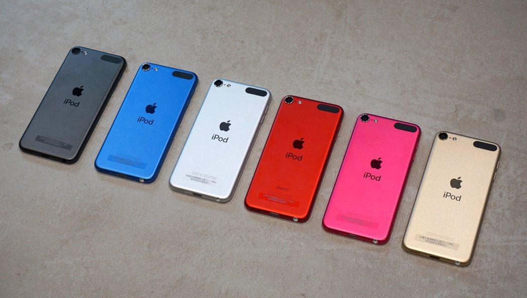2019年版iPod Tocuh,32GB建議售價6,490元、128GB建議售...