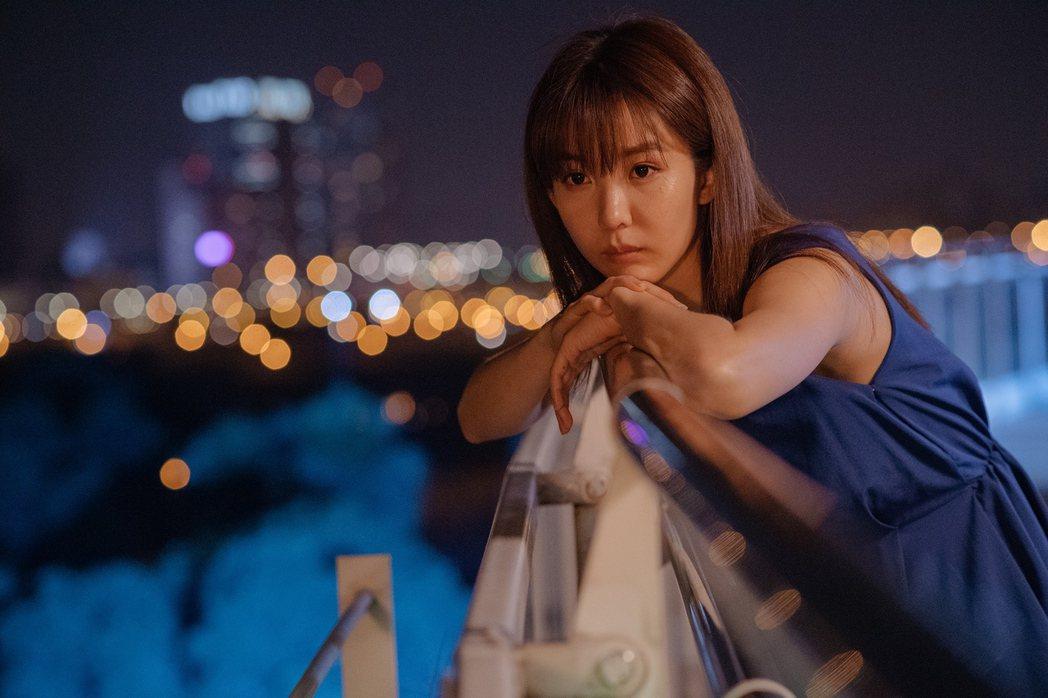 郭書瑤因為這部電影入圍北影女主角。圖/華映提供