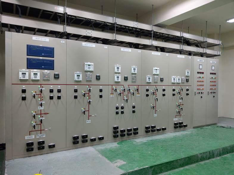 漢本特高壓變電站。圖/交通部公路總局蘇花改工程處提供