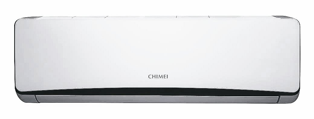 CHIMEI奇美家電推出「星鑽變頻空調系列」。 奇美家電/提供