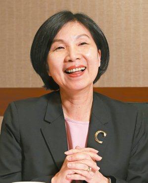遠傳總經理井琪。 記者林澔一/攝影