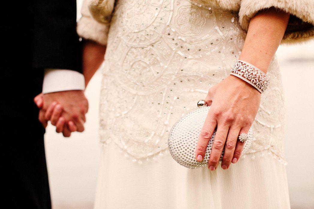 法國人信仰的自由平等博愛,也體現在對婚姻的期待。 美聯