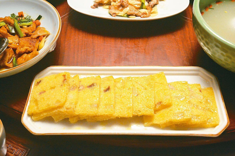 糯米子糕,婺源人記憶裡的美味。 特派員王玉燕/攝影