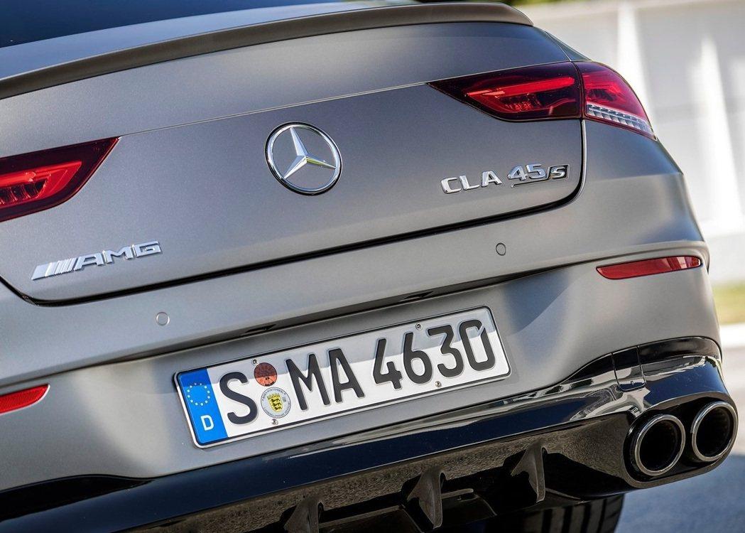受歐洲法規限制,往後車款的排氣聲浪也要有所降低。 摘自Mercedes