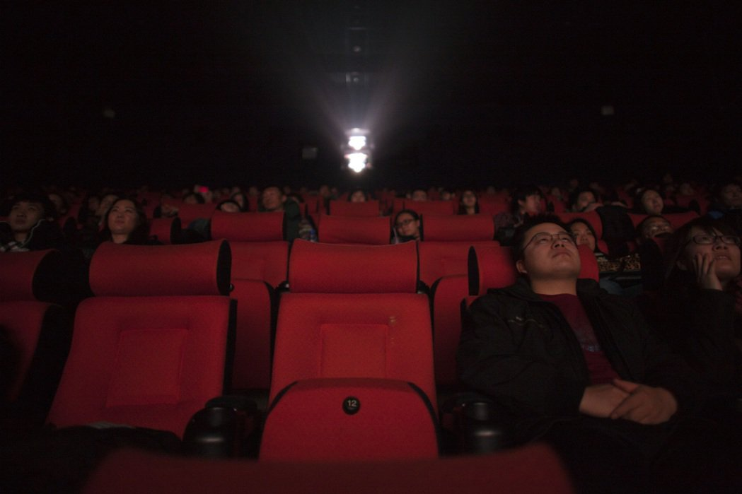 隨著中共嚴格執行各項緊縮政策,中國的影視產業進入寒冬期。 圖/美聯社