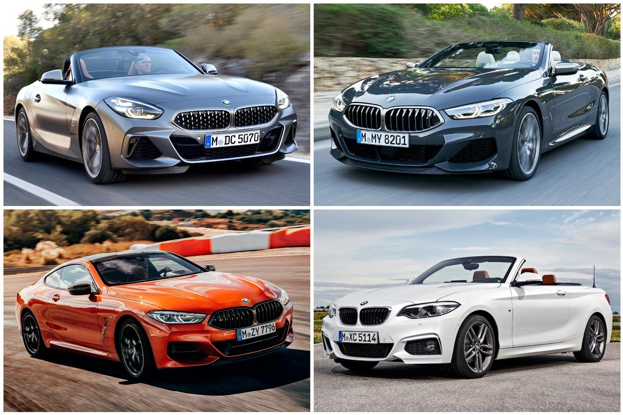 產品賣不好就是要淘汰 BMW 2 Series、8 Series、Z4等車系可能被腰斬?
