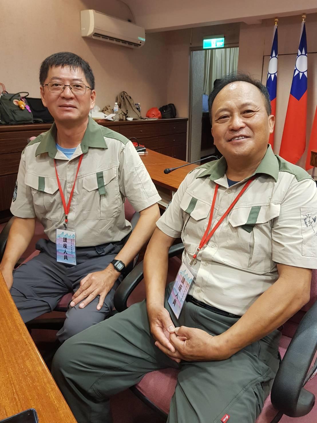 今天是「世界巡護員日」,農委會林務局特別號召森林護管員、協助巡守的社區林業在地協...