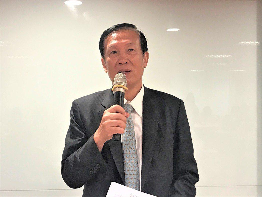 全國商總理事長賴正鎰 記者游智文/攝影