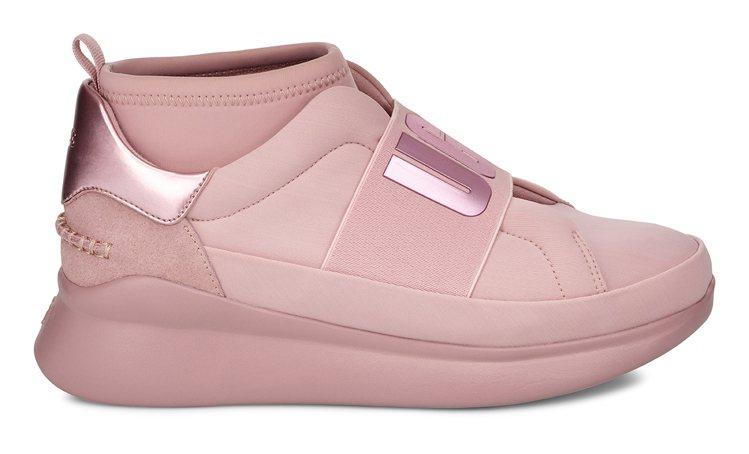 UGG NEUTRA鞋款-金屬系列,4,500元。圖/UGG提供