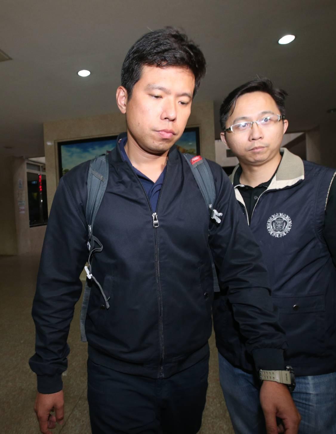 國安私菸案持續延燒,檢方今再偵訊13名國安人員。圖為少校吳宗憲。本報資料照片