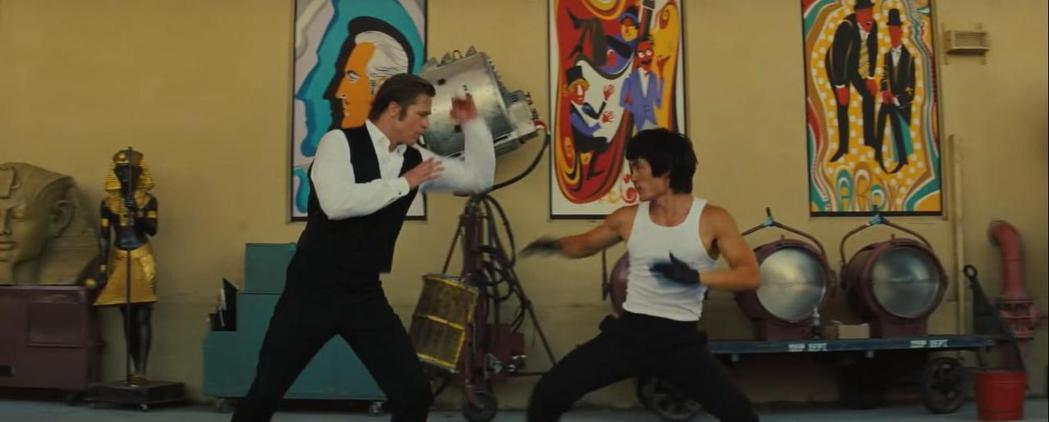 「從前,有個好萊塢」對李小龍的描述引起爭議。圖/摘自imdb