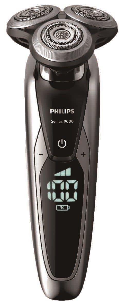 PHILIPS飛利浦8D乾濕兩用三刀頭電鬍刀S9751,燦坤3C會員價22,88...