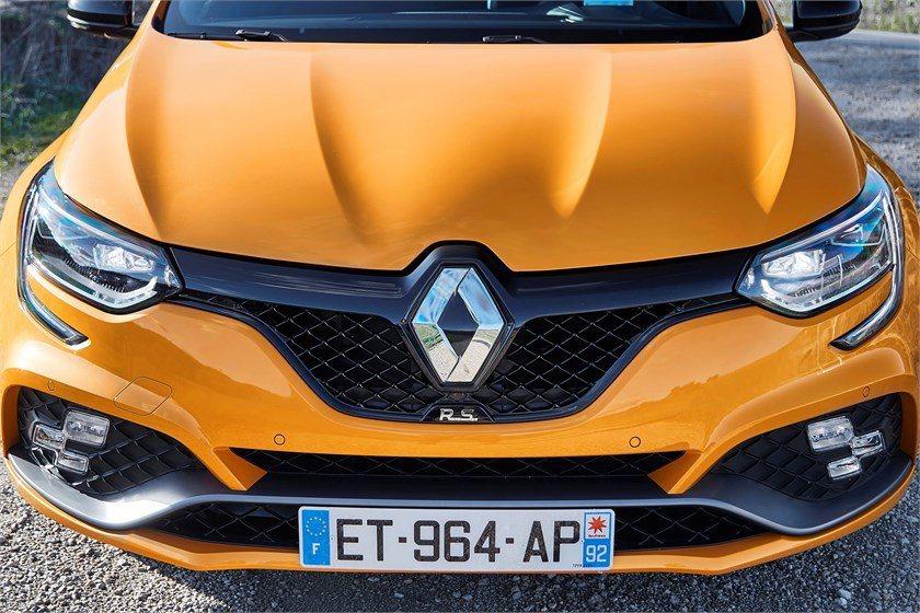 法國雷諾汽車今年上半年一口氣申請102項設計專利,難道要重返台灣市場了嗎?圖為R...