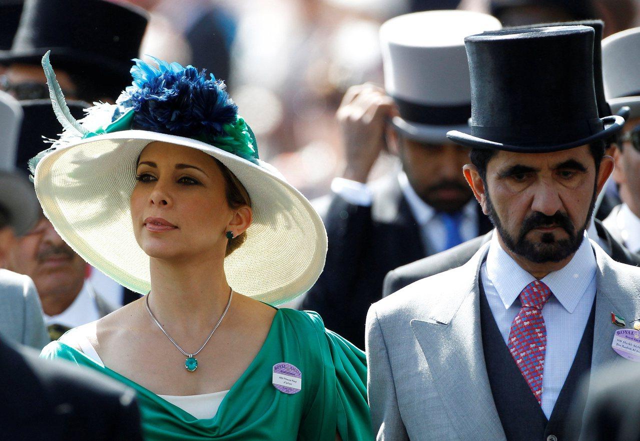杜拜王妃向英國法院申請強迫婚姻保護令。 路透社