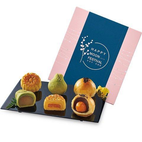 一之軒今年特別為7-ELEVEN設計簡樸雅致的專屬中秋禮盒「柚心享月」。 一之軒...
