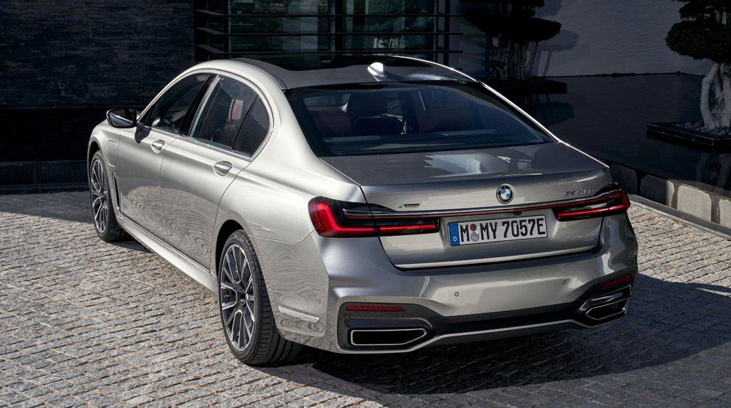 據傳新世代BMW 7 Series會進入純電化並命名為i7。 摘自BMW