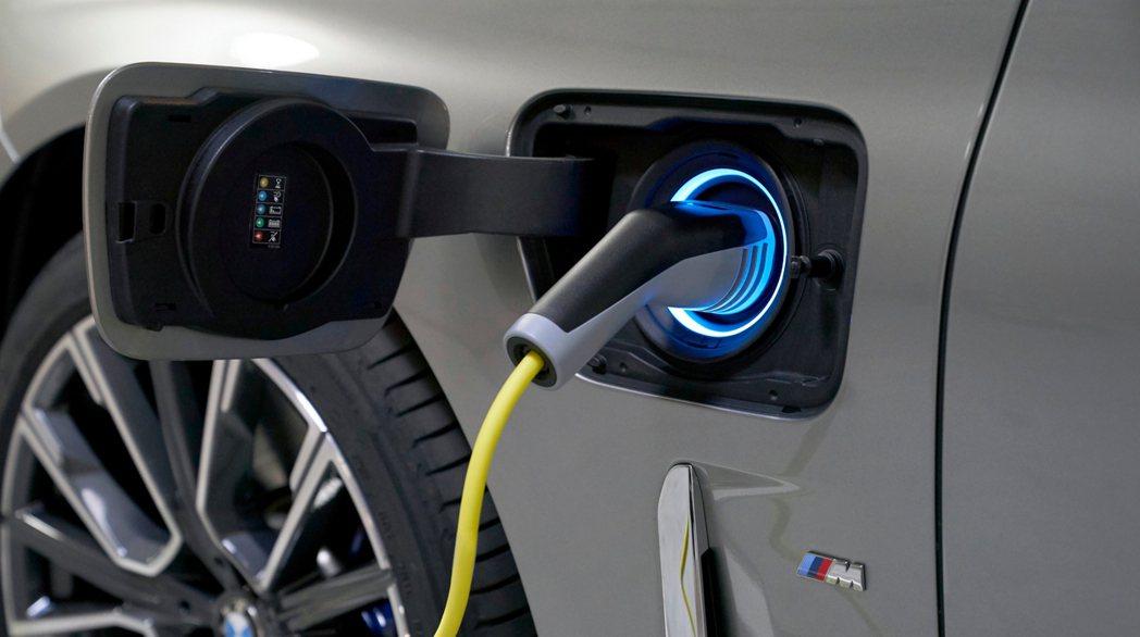 全新BMW i7有望最快在2021年底現身。 摘自BMW