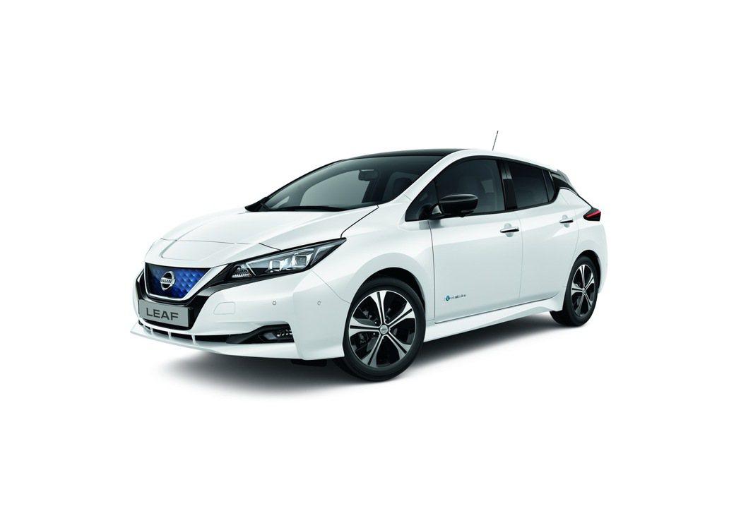 全球電動車銷售冠軍NISSAN LEAF自即日起正式在台展開預售,預售價新台幣1...