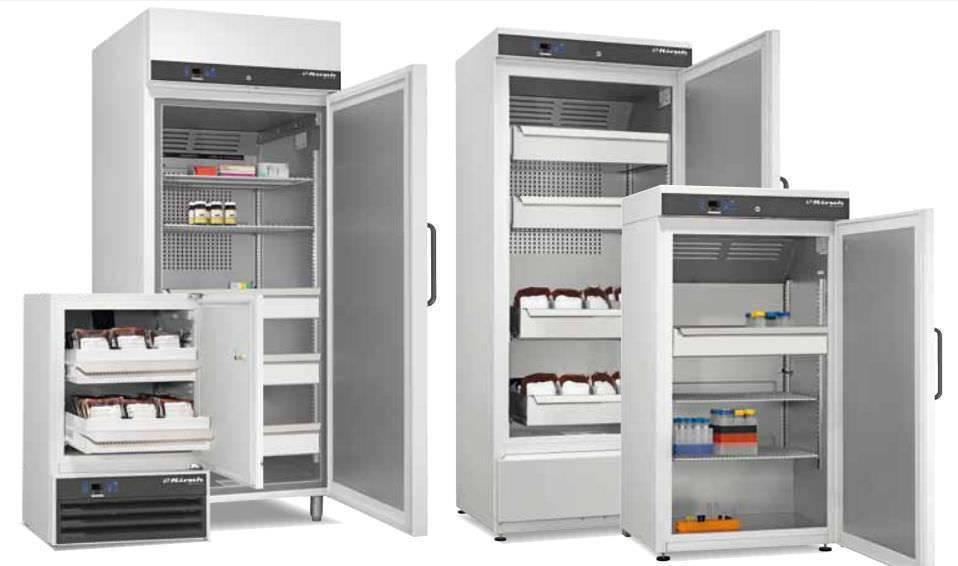DKSH大昌華嘉引進德國Kirsch醫療保建產業和實驗室專業用冷卻解決方案。 大...
