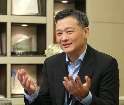 台積電研究發展與技術發展副總經理侯永清。記者林澔一/攝影